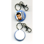 Button Keyring 38mm