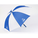 Sports Umbrella Silk Screen - choice of 32 panel colours