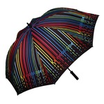 Sports Umbrella Soft Feel with colour matched panels